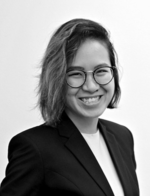 Meet the Team - Grace Leong